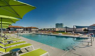 Pool, Indian Springs