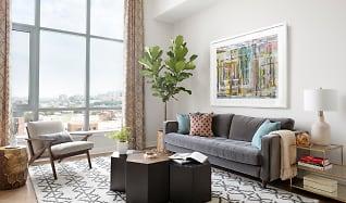Living Room, Liberty Harbor East