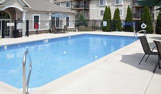 Pool, Long Beach Cove Villas