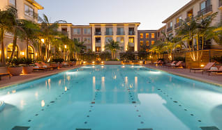 Pool, Villas at Playa Vista - Malibu