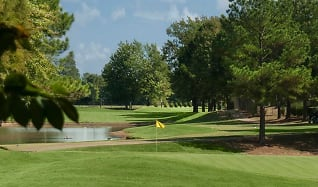 Golf, Greens At Jonesboro
