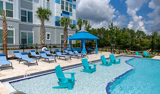 Pool, Ciel Luxury Apartments