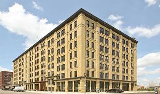 Building, Brix Apartment Lofts