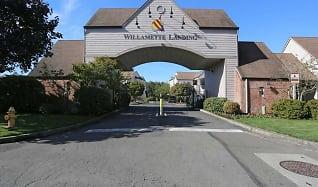 Community Signage, Willamette Landing