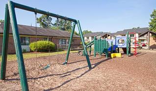 Playground, Woodland Crossing