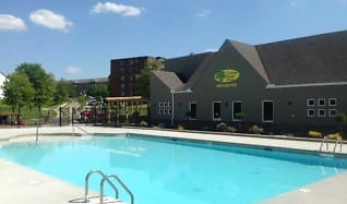 Pool, Vantage Pointe West Apartments