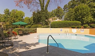 Pool, Wendover Walk Apartments