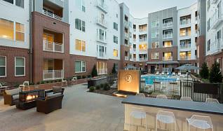 The Metropolitan Apartments, Downtown Raleigh, Raleigh, NC