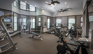 Fitness Weight Room, Merriwold