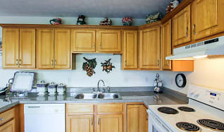 Kitchen, Oakridge Estates