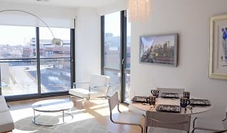 Living Room, Monarch Tower I