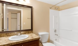 Bathroom, Glen at Boca