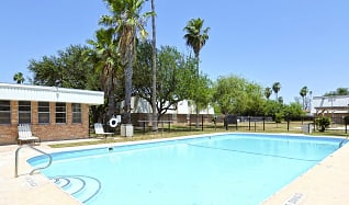 Pool, Jackson Square Apartments