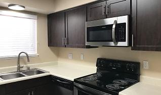 Kitchen, Bennington Apartments