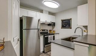 Kitchen, Callen Apartments