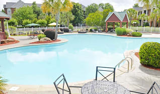 Pool, Anthos At Lexington Place Apartment Homes