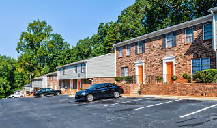Building, The Life at Avery Park Apartments