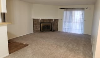 Living Room, 3494 S. Eagle Street, #104
