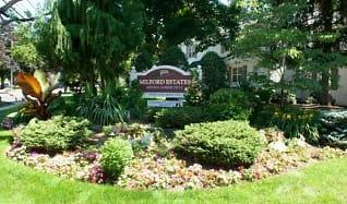 Landscaping, New Milford Estates
