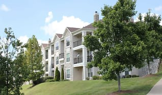 Building, Hickory Point at Brentwood