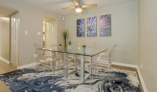 Dining Room, The Avalon Apartment Homes