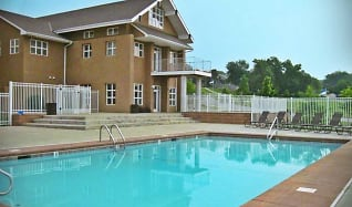 Pool, Meadowbrook Apartments and Townhomes