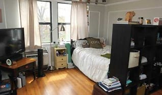 Bedroom, Oakland Apartments