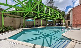 Pool, Bridge at Sterling Springs
