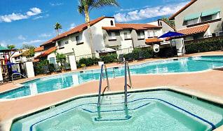 Pool, Portofino Townhomes