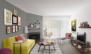 Living Room, AVA Pasadena