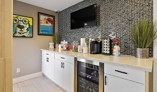 Kitchen, The Clubhouse at Port Orchard