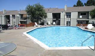 Pool, 7260 S. Gaylord  St. #N26