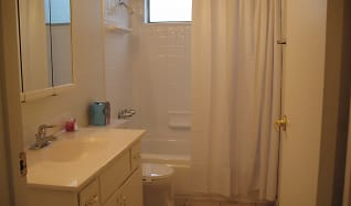 Bathroom, North Main Apartment Homes