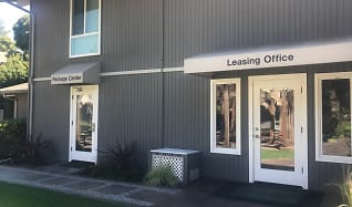 Leasing Office, Coffeetree Apartments