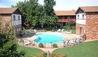 Pool, Edgewood Arms Apartments
