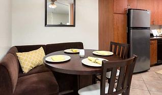 Dining Room, eaves San Dimas Canyon