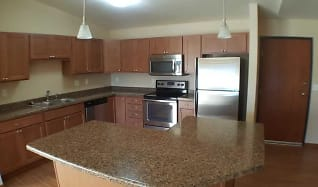 Kitchen, Stonebrook Apartments