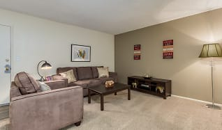 Living Room, Seawind Apartments