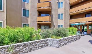 Building, Encino Palms