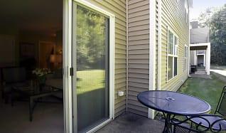 Patio / Deck, Stonegate Apartments