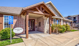 Leasing Office, Weaver Creek Community