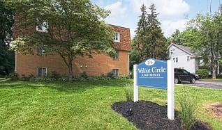 Community Signage, Walnut Circle Apartments