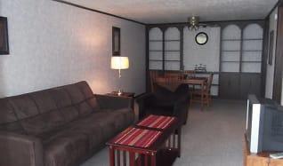 Living Room, Hampshire I Apartments