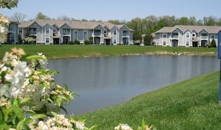 More lake views., Avon Creek Apartments