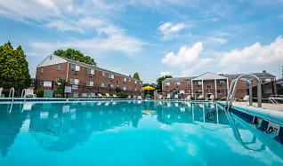 Pool, Sweetbriar Apartments