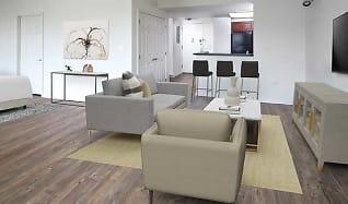 Living Room, Avalon at Glen Cove