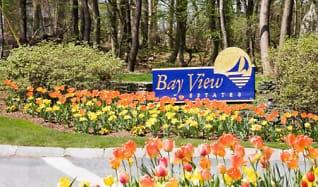 Community Signage, Bay View Estates