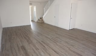 Wood Plank Floors Throughout Living Areas, Colony at Dadeland