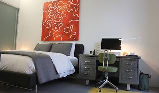 Bedroom, Lofts at 629