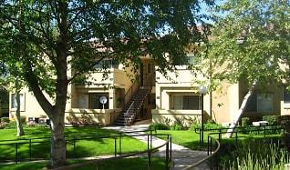 Building, Spruce Village